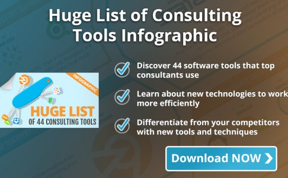 Huge List of Consulting Tools