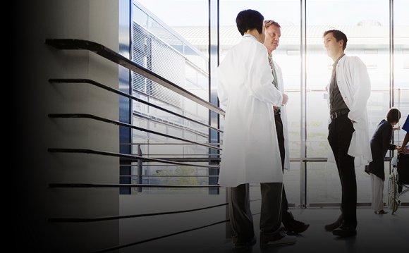 Leading Healthcare Forward