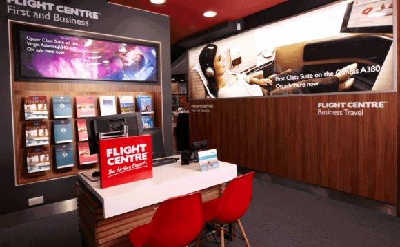 Flight Centre Interview