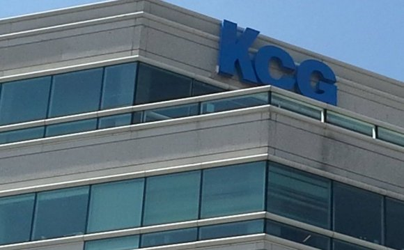 KCG Sign at our HQ - Knowledge