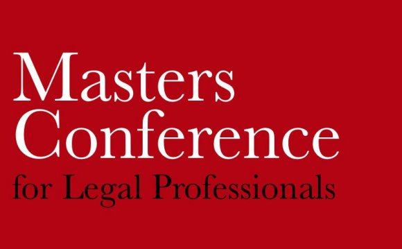 Masters Conference Announces