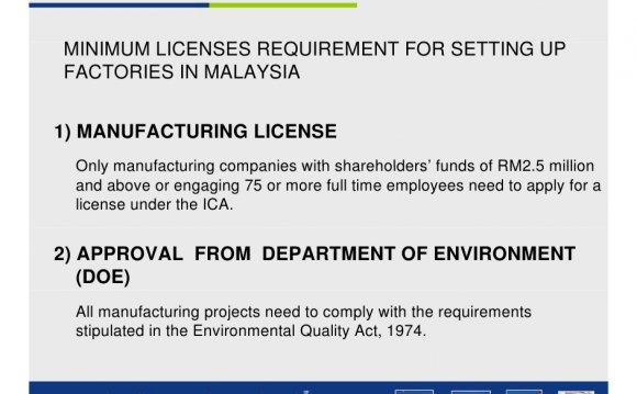 MINIMUM LICENSES REQUIREMENT