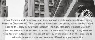 Linden Thomas And Company History