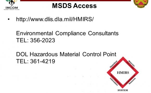 Environmental Compliance Consultants