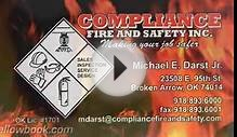 Compliance Fire & Safety Inc - Broken Arrow, OK