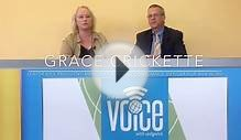 Grace Crickette, SVP and chief risk and compliance officer