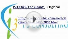 ISO 13485 Consultants-I3cglobal