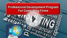 Professional Development Program for Consulting Firms